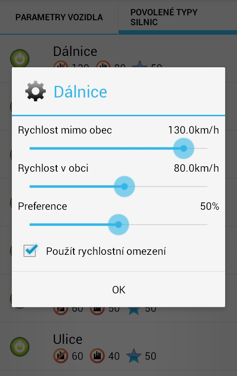 Screenshot - Dálnice