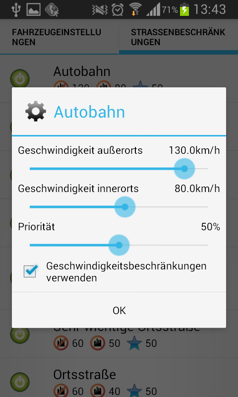 Screenshot - Autobahn