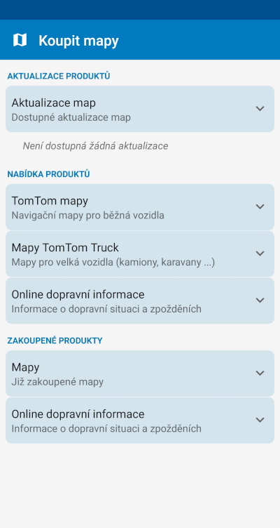 Mapfactor Navigator 6 - E-shop