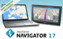 navigator 17 new version released w220