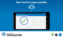 New TomTom maps available