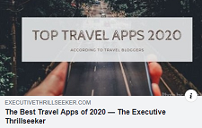 Navigator among The 16 Best Travel Apps Of 2020