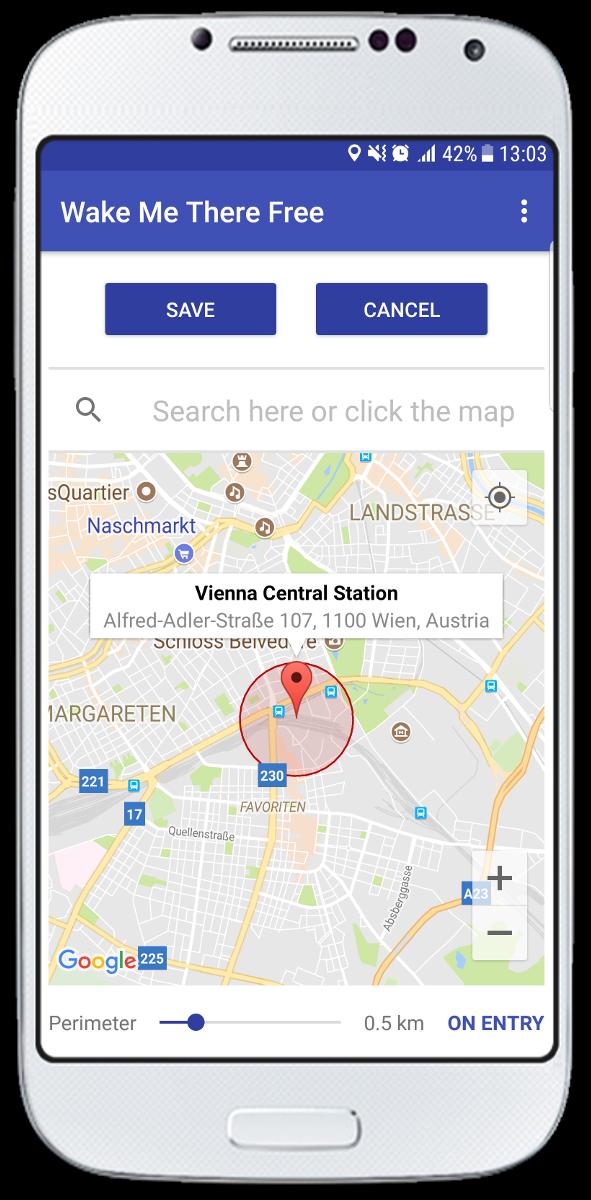 Navigation and Tracking | mapFactor - Navigation and Tracking
