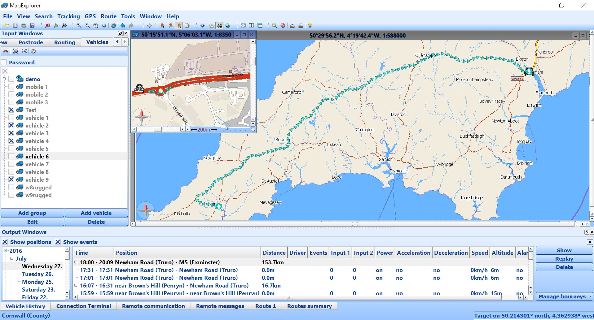 MapExplorer - Screenshot 2