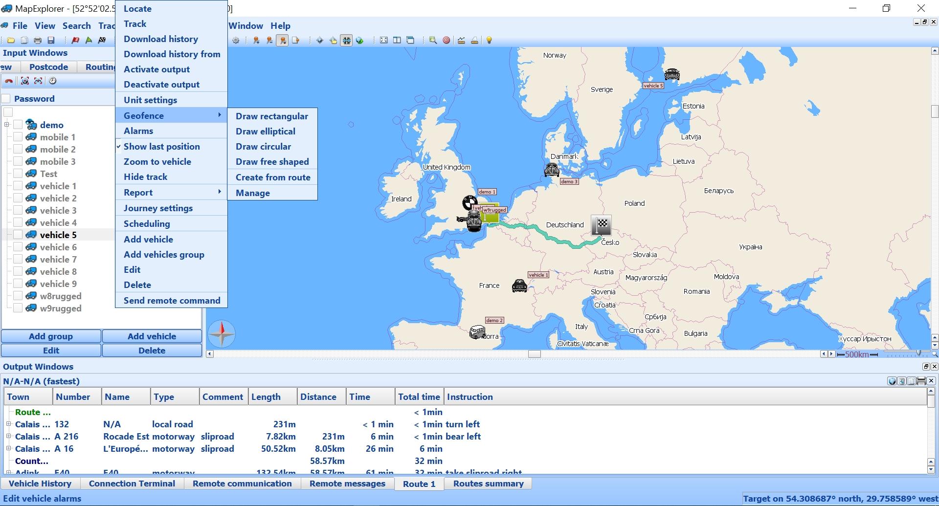 MapExplorer - screenshot 1