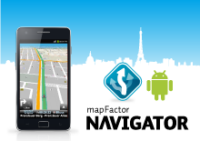 Navigation and Tracking | mapFactor - Navigation and Tracking