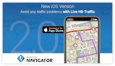 Promo iOS 2.0 HD traffic