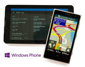 Mapfactor Gps Navigator For Windows Phone
